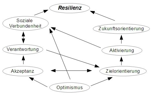 Resilienzlandkarte